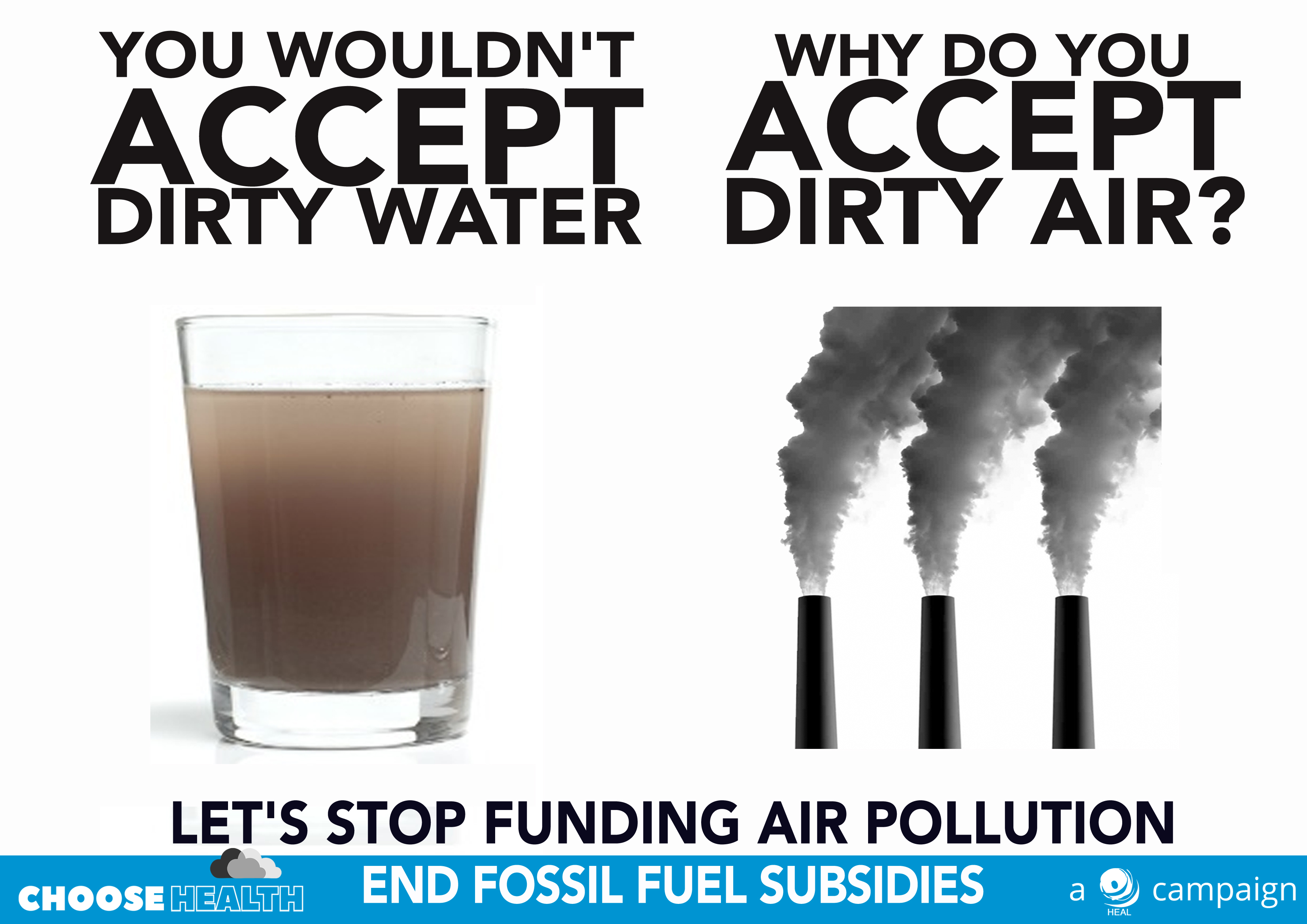 Choose Health | End Fossil Fuel Subsidies | MEMES
